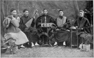 Chinese-Musicians